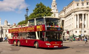 Big Bus Tours Sightseeing London Tours