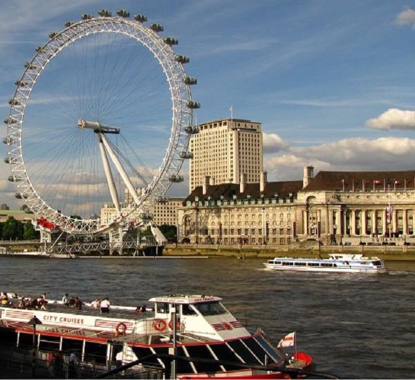 The Coca-Cola London Eye London Tours