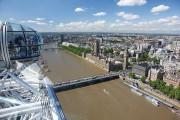 London Eye 360 Degrees View