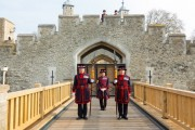 Beefeaters at the Tower