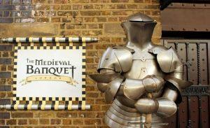 Enjoy Medieval Banquet London Tours